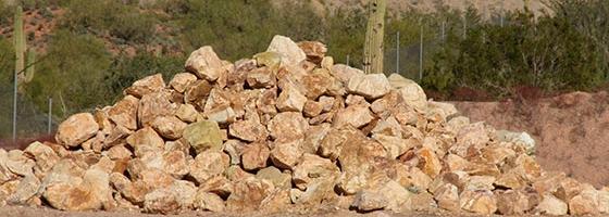 Mineral Park Boulders