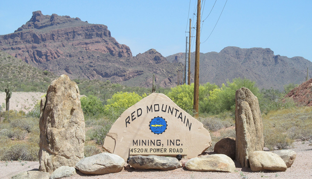 Red Mountain Mining, Inc.